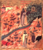 Преподобные Зосима и Мария Египетская