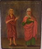 свв.Мария Египетская и Татиана Римская
