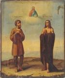Мария Египетская :: Икона
