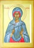 Икона Лариса святая мученица