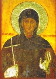 Преподобная Матрона Хиосская, чудотворица