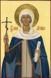 Икона Святая Равноапостольная Нина