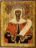 Святая мученица Параскева, нареченная Пятницею