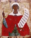 Параскева Пятница :: Святая мученица Параскева, нареченная Пятницею