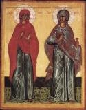Великомученица Параскева Пятница, великомученица Анастасия Узорешительница