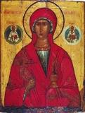 Параскева Пятница со  святыми Николаем и  Власием