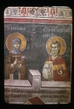 Сосанна Римская :: Sv. Suzana i Sv. Joan Ispovednik