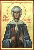 Преподобномученица Татиана (Грибкова)