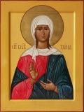 Блаженная Таисия, Египетская