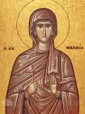 Преподобномученица Феврония дева