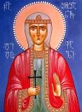 Шушаник великомученица :: Святая Великомученица Шушаник.