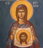 Вероника праведная :: Св. Вероника с платом
