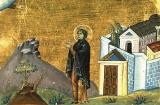 Преподобная  Домника Константинопольская