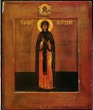 Святая Евдокия преподобномученица