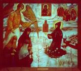 Призвание преподобной Евфросини, княжны Полоцкой