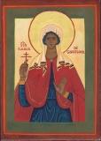 Святая дева мученица Евлалия Барселонская