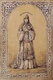 Евпраксия Псковская  :: Благоверная княгиня мученица Евпраксия Псковская
