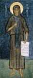Исидора Тавенская :: Преподобная Исидора Тавенская (Египетская), Христа ради юродивая