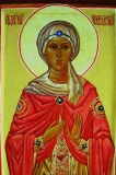 Иулиания Вяземская  :: Святая мученица Иулиания, княгиня Вяземская