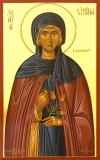 И-К :: Преподобная Ирина Каппадокийская (Хрисоволанская)