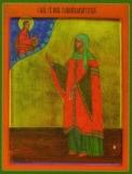 Иулиания Лазаревская Муромская :: Sfanta Iuliana din Lazarevo