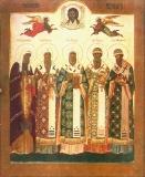 Святители Московские и всея России чудотворцы
