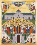 Святые новомученики Батакские / New Martyrs of Batak