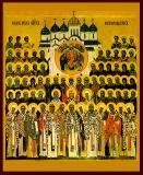 Собор Новгородских святых :: Собор Новгородских святых