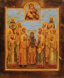 Собор Московских святых :: Собор Московских святых