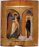 Воспоминание чуда Архистратига Михаила, бывшего в Хόнех (Колоссах).