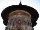 Монастырь Молдовица :: Роспись монастыря Молдовица