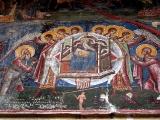 Роспись монастыря Молдовица