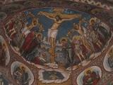 Фреска Распятия Христова