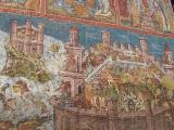 Монастырь Молдовица :: Роспись храма монастырь Молдовица