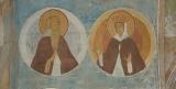 Преподобные Варлаам и царевич Иоасаф