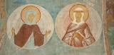 Преподобная Феодора и мученица Фекла