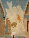 Четыре зверя видения пророка Даниила. Страшный суд