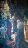 Владимирский Собор, Киев :: Воскресение Лазаря