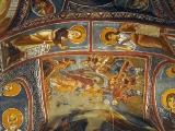 Фреска Поклонение волхвов