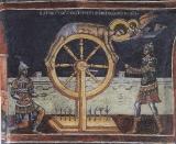 Фреска Мучения св.Георгия
